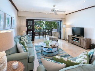 Coral Cove 11 at St. James, Barbados - Beachfront, Gated Community, Spa