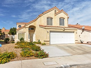 NEW! 4BR Las Vegas House in Quiet Neighborhood!