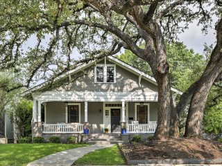 Historic Austin Home - Near South Congress & ACL!
