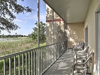 NEW! Modern 4BR Kissimmee Condo w/Community Pool!