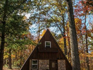 A-Frame #5 | Hocking Hills
