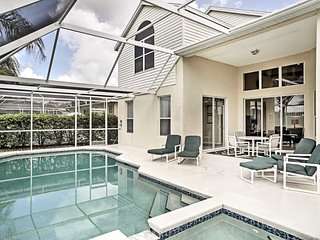 NEW! Spacious 4BR Kissimmee House w/ Private Pool!