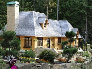 Stone Hearst Renaissance Villa