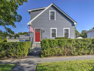 Quaint Bristol Home- Walk to Waterfront & Downtown