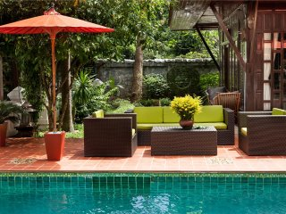 Lanna Villa w/ Private Pool