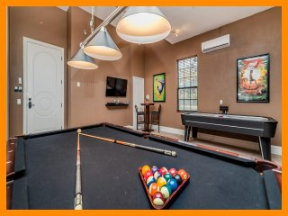Reunion Resort 153 - Premium villa with private pool and game room near Disney