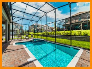 Championsgate 234 - 5 star villa with private pool near Disney