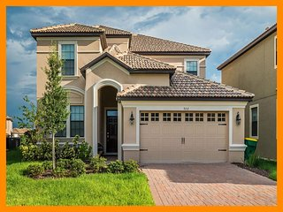 Championsgate 233 - 5 star villa with private pool near Disney