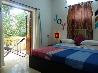 Unwind at our Resort Home near Calangute Beach - (Fun Holidays Goa)