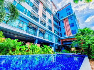 2 bedroom in city near Night Bazaar ★★★★★