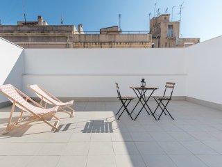 Apartamento 2 personas con terraza