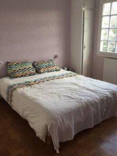 Room 2 - Sleeps 2 on double bed.
