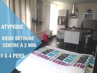 Appartement Vieux Béthune Centre à 2 min