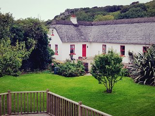 Thatched Cottage on Wild Atlantic Way