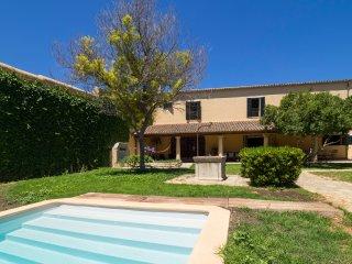 Villa Can Cometa en Binissalem