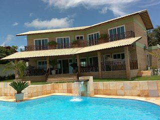 Casa de Ferias Porto das Dunas (Beach Park) 5 suites-swimming pool-barbecue