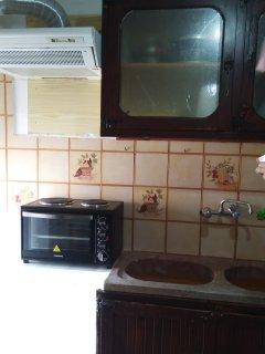 kitchen view...
