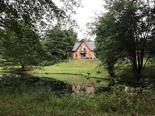 Rustic Barn Overlooking Pond Lagrangeville / Poughkeepsie