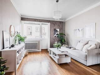 Cozy apartment in the most popular area of Oslo