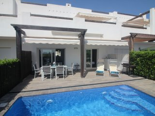 2 Bed Ground Floor Apartment With Private Pool & Fantastic Golf Course Views