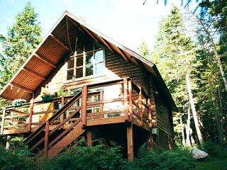 Alyeska Hideaway Log Cabins - 'Alyeska Cabin'