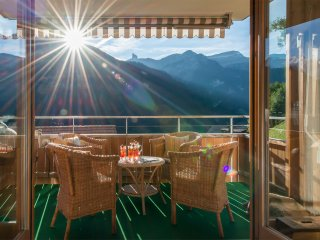 Chalet Sterndolde - Alpine Holiday Services - stunning views and location