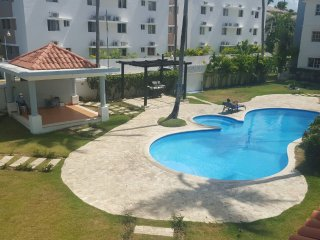 Arenas de Bavaro, A-102 Close to the Beach, Common Pool!