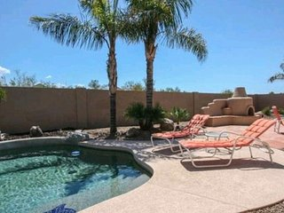 HEATED POOL! Relax Near the Superstitions NE Mesa/Apache Jct