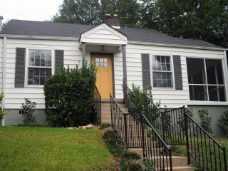 This renovated bungalow is just a few blocks from Avondale's breweries, bars, restaurants, & venues.