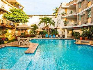 Hotel Vallartasol - One Bedroom Mini Suite w/ 2 Double Beds - HV