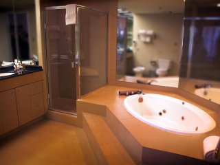 Marquis Villas Resort Bathroom Shower