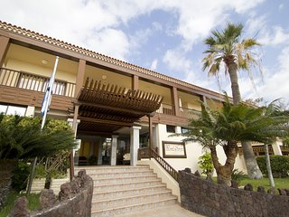 Tenerife Studio w/ Canarian Architectural Design, Balcony & Resort Pool!