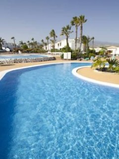 Royal Tenerife Country Club Long Pool Second View