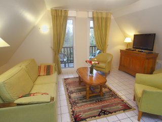 Le Manoir des Deux Amants - Two  Bedroom - DRI