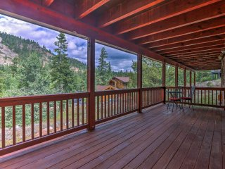 NEW! 2BR Alpine Meadows Apt w/ Panoramic Mtn Views