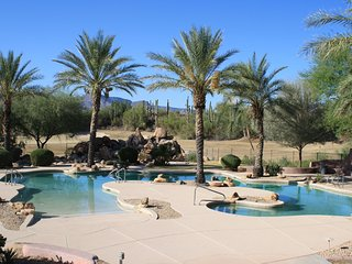 Deep Creek 2BR Accommodations adjacent to Rancho Manana Golf Club.