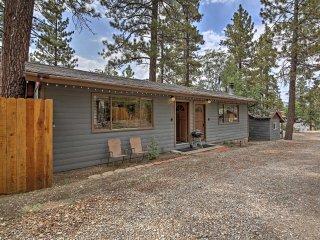 NEW! 'Kodiak Bear' Big Bear Lake Studio Cottage!