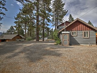 NEW! 'Grey Fox' Big Bear Lake Studio Cabin!