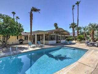 Luxury 3BR Borrego Springs Home w/ Pool & View!