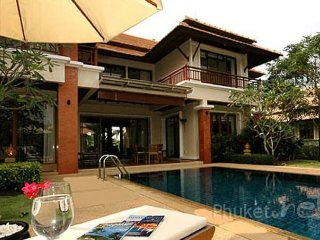 Classic Golf View Villa in Bangtao