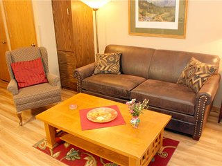 River Mtn Lodge #E-210 - Just Remodeled - Ski-in