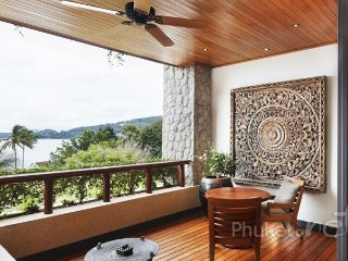 Luxurious 3-Bed Sea View Suite in Kamala