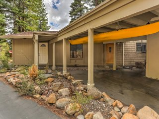 NEW! 2BR Incline Village Condo Mins to Lake Tahoe!
