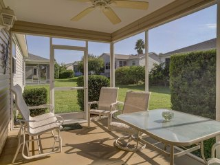 NEW! 3BR The Villages House w/ Screened-In Lanai!