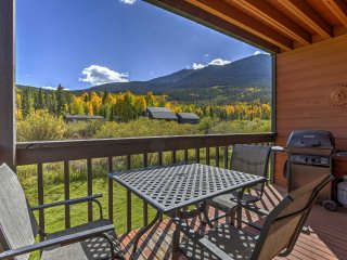 2BR Frisco Condo - Mtn. Vistas. Ski/Bike/Hike!