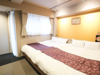 Kyoto Luxury Apartment Hotel 7S-101