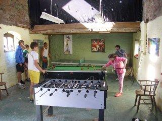 BARLC Barn in Ilfracombe