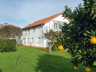 Lovely holiday's house in Moaña (Rias Baixas, Galicia).
