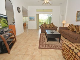 513BIRK. Disney Area 4 Bedroom 3 Bath Pet Friendly Pool Home