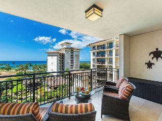 Tranquil Pool & Garden Views from this Exquisite Ko Olina Ocean Tower Villa!